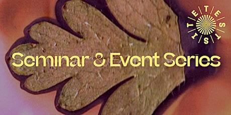 Urban Planning Seminar at TEST SITE tickets