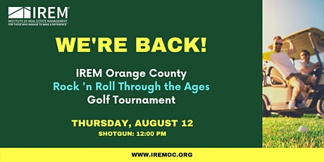 IREM Orange County Annual Charity Golf Tournament tickets