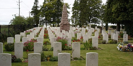 CWGC HOD Tour - Durrington Cemetery, Wilts tickets