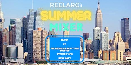 REELARC Summer Mixer tickets