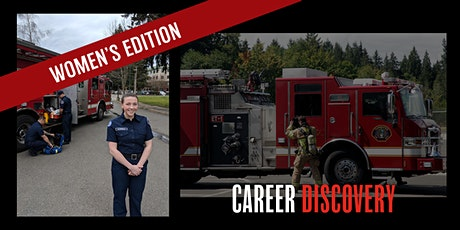 2021 Tumwater Fire Department Career Discovery Recruitment Event--W tickets