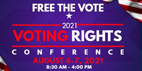 National Voting Rights Conference tickets