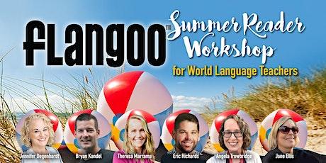 Flangoo World Language Summer Reader Workshop tickets