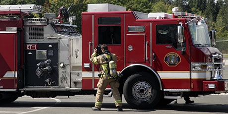 2021 Tumwater Fire Department Career Discovery Recruitment Event tickets