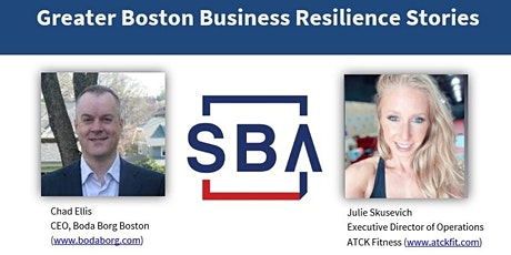 Greater Boston Business Resilience Stories tickets