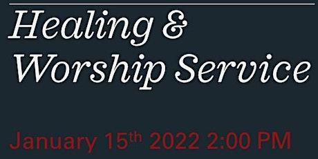 HEALING & WORSHIP SERVICE tickets