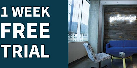 Sign Up Today for One Free Week of Coworking at Galvanize Seattle tickets