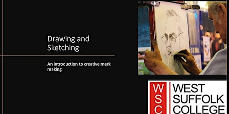Drawing and Sketching workshop (Sat) tickets