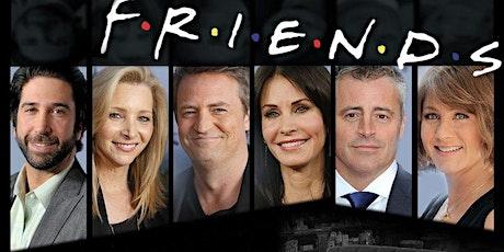 'Friends' Trivia at  Railgarten tickets