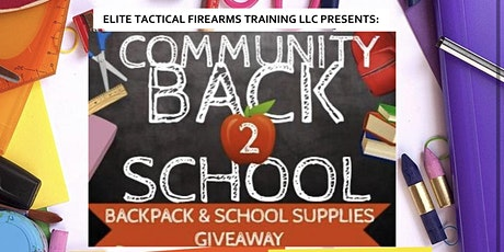 Elite Tactical Firearms Training Back to School Giveaway tickets