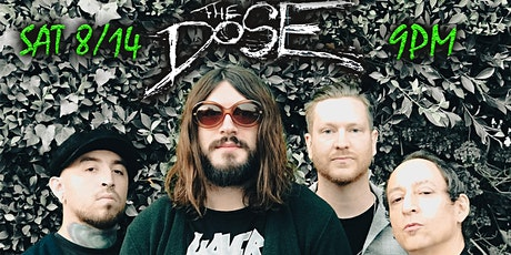 The Dose @ The Viper Room- West Hollywood  8/14 - 9pm tickets