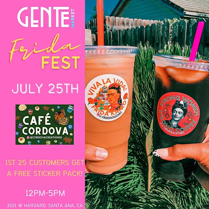 """Gente Market  """"Frida Fest"""" image"""