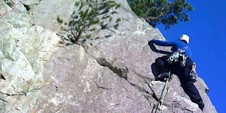 Rock Climbing for beginner`s tickets