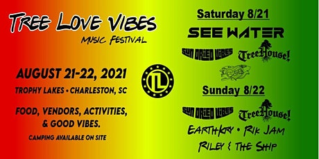 Tree Love Vibes Music Festival 2021 tickets