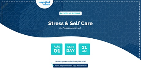 Stress and Self-Care tickets
