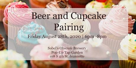 Beer & Cupcake Pairing tickets
