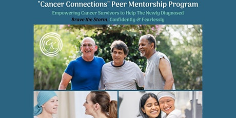 """""""Cancer Connections"""" Peer Mentor Training for Cancer Warriors tickets"""