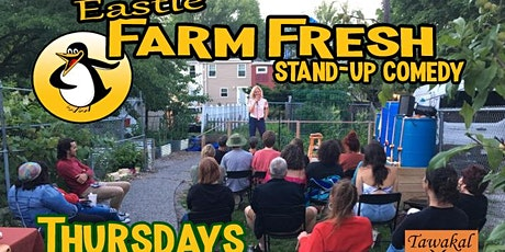 Farm Fresh Stand-up Comedy at Eastie Farm, East Boston tickets
