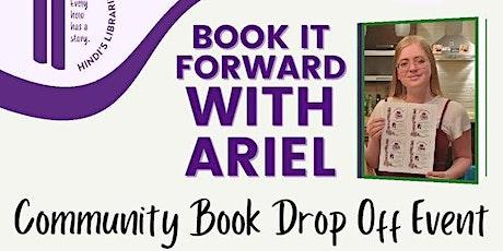 Book it Forward Raffle Event tickets
