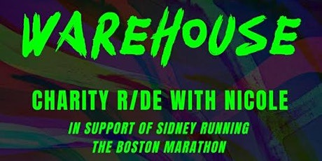 Boston Marathon Charity Ride tickets