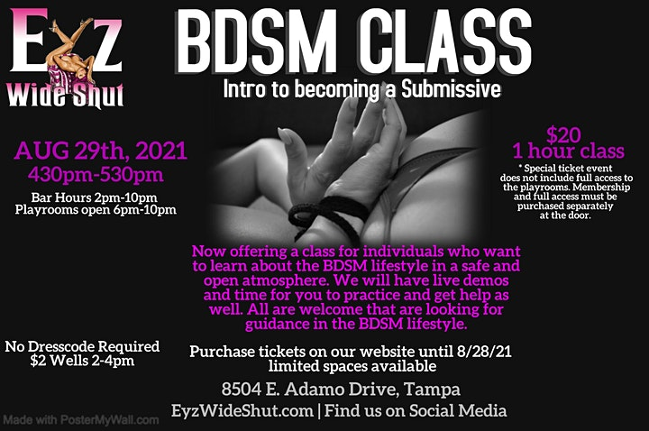 BDSM - Intro into becoming a submissive image