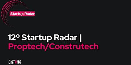 12º Startup Radar   Proptech/Construtech boletos