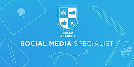 Jelly Academy x DMI - Social Media Marketing Specialist Course tickets