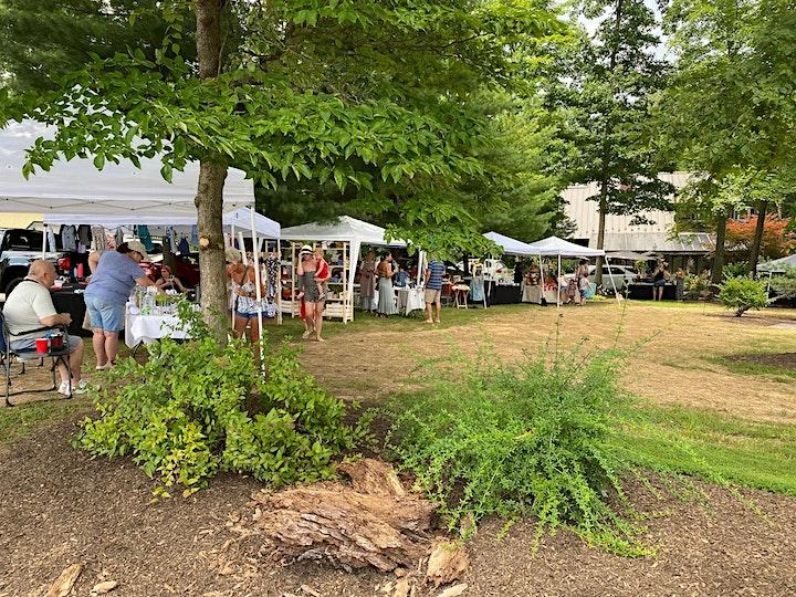 Market in the Vineyard image