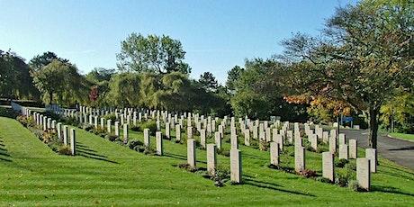 CWGC Tours: HOD Bath Haycombe Cemetery tickets
