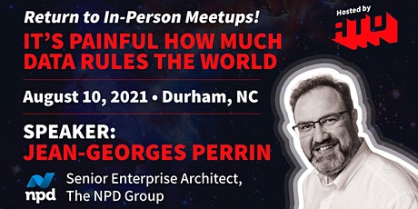 August 2021 All Things Open Meetup tickets