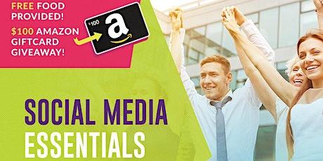8/25 -LIVE event - Westminster, CO - Social Media Essentials tickets