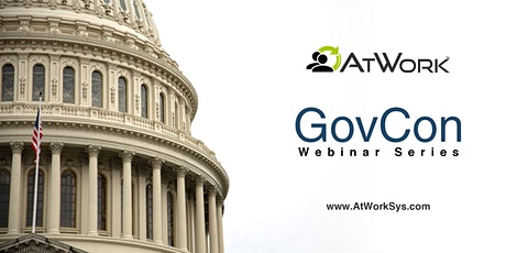 Government Contracting - Managing Contracts Part 2 tickets