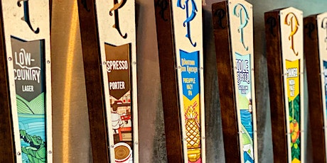 Palmetto Brewing Company Tour and Tasting tickets