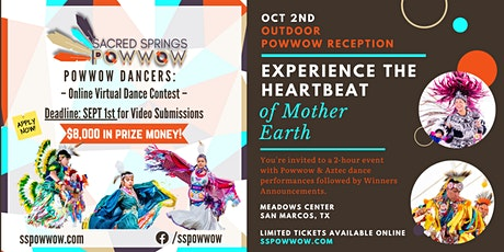 11th Annual Sacred Springs Powwow Reception tickets