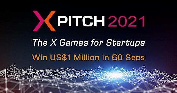 X-PITCH Asia Summit 2021 image