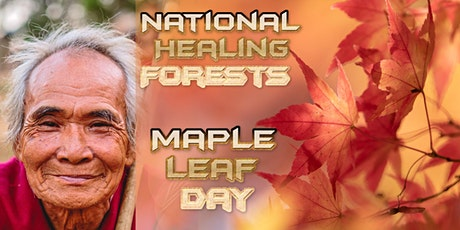 National Healing Forests tickets