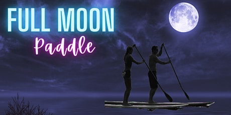 Full Moon Paddle tickets