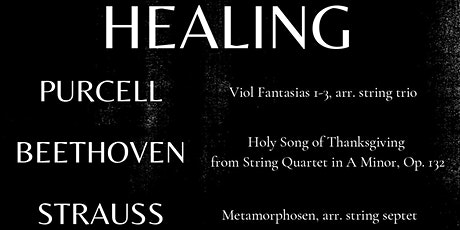 Healing: Purcell, Beethoven, Strauss tickets