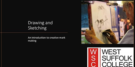 Drawing and Sketching workshop (Mon) tickets