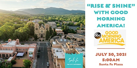 """""""Rise and Shine"""" with Good Morning America! tickets"""