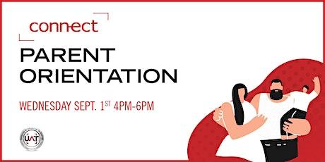 UAT Parent Orientation: Fall 2021 tickets