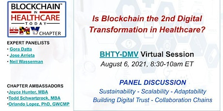Is Blockchain the 2nd Digital Transformation in Healthcare? tickets