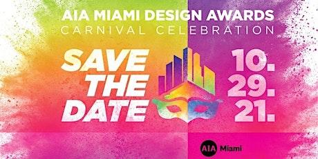 AIA Miami Design Awards Gala tickets
