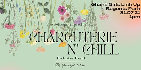 Ghana Girls Link Up- Charcuterie N' Chill tickets