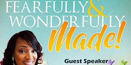 Fearfully & Wonderfully Made! Women's Retreat FeaturingDr Grace Nichols tickets