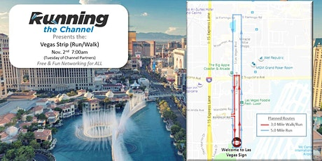 Las Vegas Strip (Run/Walk) tickets
