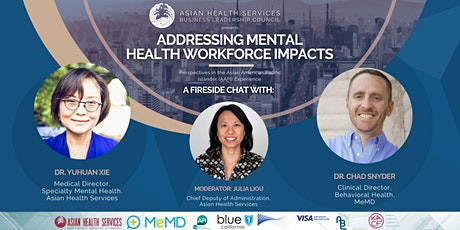 Mental Health Workforce Impacts: Perspectives in the AAPI Experience tickets