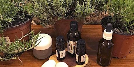 Taller informativo  gratuito de Aromaterapia 09/09 - 12h entradas