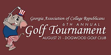 6th Annual Georgia Association of College Republicans Golf Tournament tickets