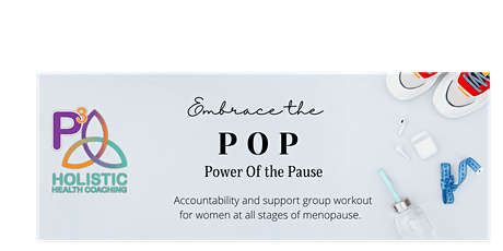 Group workout designed specifically  for women in  all stages of menopause tickets